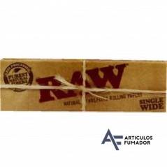 PAPEL RAW Nº 8  70 mm