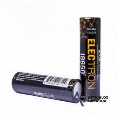 BATERÍA RECARGABLE BLACKCELL 18650 ELECTRON 2 uds.