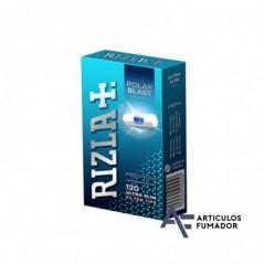 PACK DE 5 CAJITAS 600 FILTROS RIZLA POPPATIPS CRUSHBALL MENTA-FRESH 120